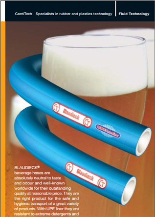 BLAUDIECK Beverage-Hoses The-attractive-Alternative