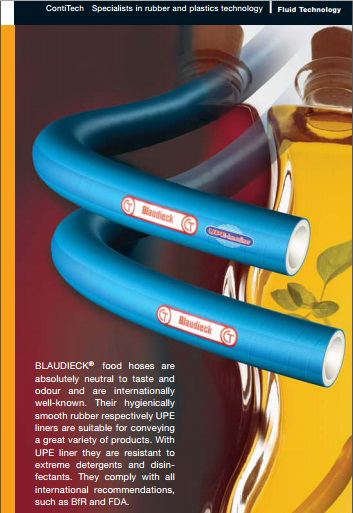 BLAUDIECK Food-Hoses -The-safe -Solution