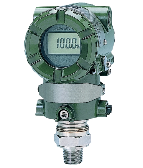 Absolute and gauge pressure transmitter EJA510A