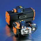 Feedback systems for valves and valve actuators